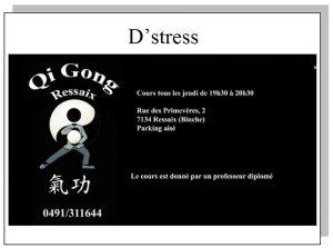 D'stress